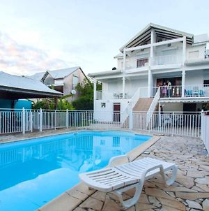 Apartment With One Bedroom In Sainte Anne With Shared Pool Furnished Garden And Wifi 3 Km From The Beach photos Exterior