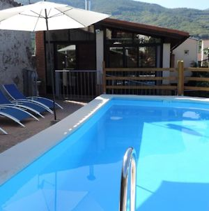 Villa With 5 Bedrooms In Jerte, With Wonderful Mountain View, Private Pool, Enclosed Garden photos Exterior
