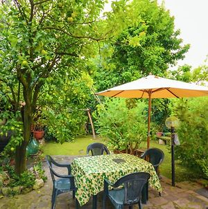 Apartment With One Bedroom In Sorrento, With Wonderful Sea View, Furnished Garden And Wifi - 1 Km From The Beach photos Exterior