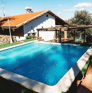 Villa With 3 Bedrooms In Monesterio With Wonderful Mountain View Private Pool Enclosed Garden photos Exterior