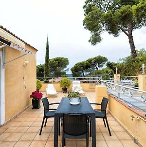 Apartment With One Bedroom In Vidreres With Wonderful Mountain View Enclosed Garden And Wifi 8 Km From The Beach photos Exterior