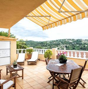 Apartment With 2 Bedrooms In Vidreres With Wonderful Mountain View Furnished Terrace And Wifi 8 Km From The Beach photos Exterior