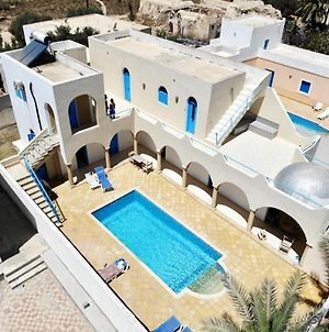 Villa With 6 Bedrooms In Djerba With Wonderful City View Private Pool Enclosed Garden photos Exterior
