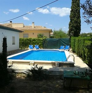 Villa With 4 Bedrooms In Les Tres Cales With Private Pool And Wifi photos Exterior