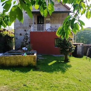 House With 3 Bedrooms In Pontevedra With Enclosed Garden 3 Km From The Beach photos Exterior