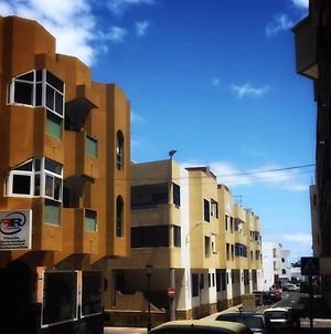 Apartment With One Bedroom In Corralejo With Wonderful City View And Wifi 200 M From The Beach photos Exterior