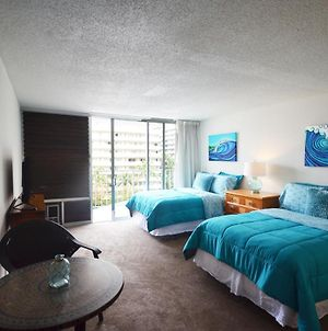 Marine Surf 608 Waikiki Studio With Parking Near Beach! photos Exterior