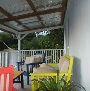 Studio In Fortdefrance With Wonderful Sea View Furnished Terrace And Wifi 8 Km From The Beach photos Exterior