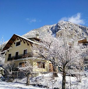 Chalet With 8 Bedrooms In Briancon With Wonderful Mountain View Furnished Garden And Wifi 1 Km From The Slopes photos Exterior
