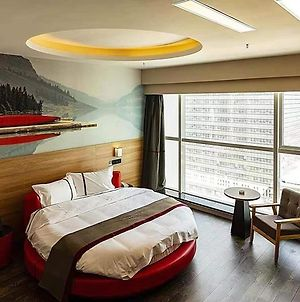 Thank Inn Chain Hotel Hefei Baohe District Highspeed Times Square photos Exterior