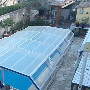 Studio In Lunel-Viel, With Shared Pool, Enclosed Garden And Wifi - 10 Km From The Beach photos Exterior