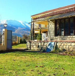 House With 6 Bedrooms In Navaluenga With Wonderful Lake View And Enclosed Garden photos Exterior
