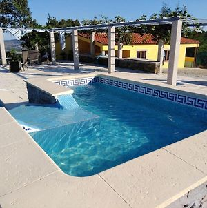 Villa With 4 Bedrooms In Macedo De Cavaleiros With Wonderful City View Private Pool And Enclosed Garden photos Exterior