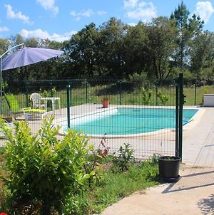 Villa With 2 Bedrooms In Bedarieux With Private Pool Furnished Garden And Wifi 48 Km From The Beach photos Exterior