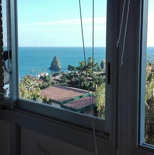 Studio In Aci Castello With Furnished Balcony And Wifi photos Exterior