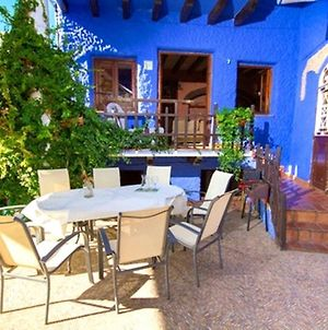 Villa With 3 Bedrooms In Benaocaz With Wonderful Mountain View Private Pool Furnished Terrace photos Exterior