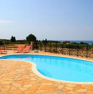 Villa With 3 Bedrooms In Paliki With Wonderful Sea View Private Pool And Wifi 200 M From The Beach photos Exterior