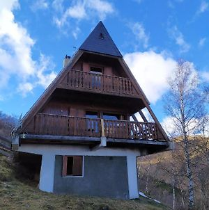 Chalet With 2 Bedrooms In Saint-Lary-Soulan, With Wonderful Mountain View And Furnished Balcony photos Exterior