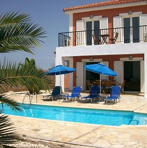Villa With 2 Bedrooms In Zakinthos With Private Pool Enclosed Garden And Wifi 1 Km From The Beach photos Exterior