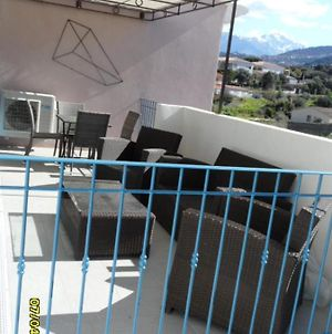 Apartment With 2 Bedrooms In Lile Rousse With Wonderful Mountain View Enclosed Garden And Wifi photos Exterior