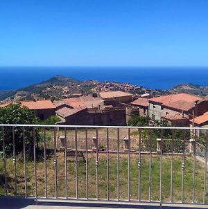 Apartment With One Bedroom In San Mauro Cilento With Wonderful Sea View And Enclosed Garden 7 Km From The Beach photos Exterior