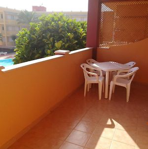 Apartment With 2 Bedrooms In La Oliva, With Shared Pool And Wifi photos Exterior