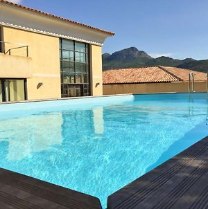 Villa With 7 Bedrooms In Calvi With Wonderful Sea View Private Pool And Enclosed Garden photos Exterior