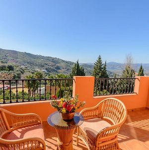 Apartment With One Bedroom In Alcaucin With Wonderful Mountain View Furnished Terrace And Wifi 120 Km From The Slopes photos Exterior