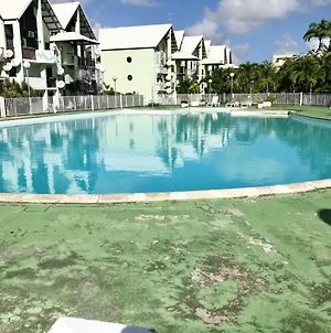 Studio In Pointe A Pitre With Wonderful Sea View Shared Pool Furnished Balcony 700 M From The Beach photos Exterior