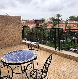 Apartment With 3 Bedrooms In Annakhil, Marrakech, With Shared Pool photos Exterior