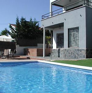 Exotic Villa In Sant Pol De Mar With Private Pool photos Exterior