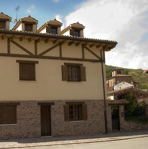 House With 2 Bedrooms In Fresneda De La Sierra Tiron With Furnished Terrace photos Exterior