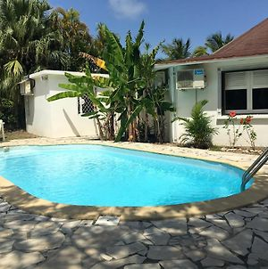 House With 3 Bedrooms In Saint Francois With Private Pool Enclosed Garden And Wifi 300 M From The Beach photos Exterior