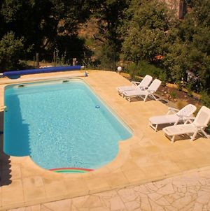 Villa With 4 Bedrooms In Le Boulou, With Private Pool, Furnished Garden And Wifi photos Exterior