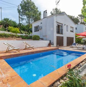 Welcoming Villa In Olivella With Swimming Pool photos Exterior