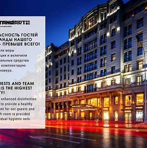 Standart Hotel Moscow. A Member Of Design Hotels photos Exterior