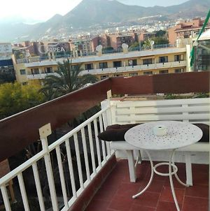 Studio In Benalmadena With Wonderful Sea View Shared Pool Furnished Terrace 600 M From The Beach photos Exterior