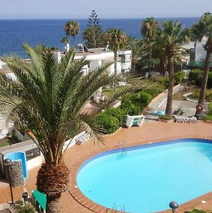 Apartment With 2 Bedrooms In San Bartolome De Tirajana, With Wonderful Sea View, Shared Pool And Wifi - 150 M From The Beach photos Exterior