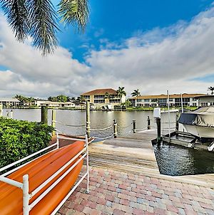 "Canal-Side ""Sky Palms Villa"" - Dock, Pool & Hot Tub Home photos Exterior"
