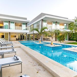 Modern & Brand New Villa W/ Pool, Jacuzzi & Chef At Cocotal Golf & Country Club photos Exterior