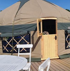 Meadow View Yurt Just Outside Looe Sleeps 3 photos Exterior