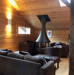 Splendid Renovated Chalet Of 240M With Welness Area And Home Cinema photos Exterior