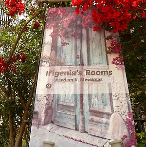 Ifigenia'S Rooms photos Exterior