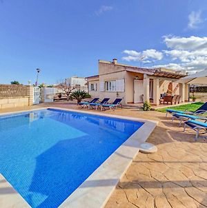Playa De Muro Villa Sleeps 6 With Air Con And Wifi photos Exterior