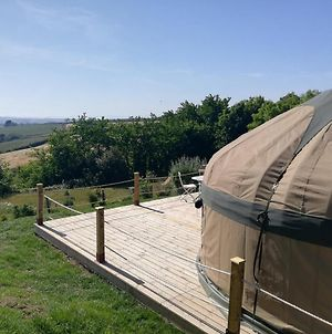 Paddock View Yurt Just Outside Looe Sleeps 4 photos Exterior