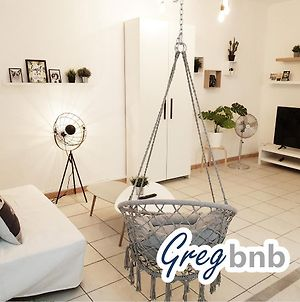 Gregbnb - T2 Cocooning Et Chaise Hamac -10Min Gare photos Exterior
