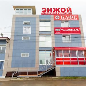 Гостиница Enjoy Ykt photos Exterior
