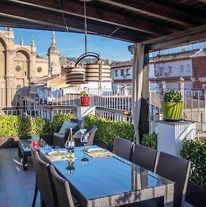 Apartment With One Bedroom In Granada, With Wonderful City View, Furnished Terrace And Wifi photos Exterior