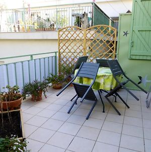 Apartment With 2 Bedrooms In Agde, With Furnished Terrace And Wifi - 50 M From The Beach photos Exterior