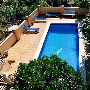 Apartment With 3 Bedrooms In Argentona With Wonderful Mountain View Private Pool Enclosed Garden photos Exterior